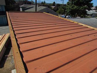 پوشش سقف کانکس